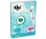 Pamiętnik Littlest Pet Shop na kluczyk z etui 234919