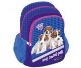 Plecak szkolny midi My Sweet Pets 352383