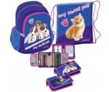 Zestaw szkolny My Sweet Pets