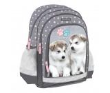 Plecak szkolny midi Cuties - Husky