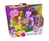 My Little Pony - Twilight Sparkle z wózkiem