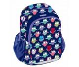 Plecak szkolny midi Sowy 379339