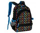 Plecak szkolny midi młodzieżowy - Cats koty