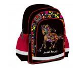 Plecak szkolny midi Sweet Horses 396187