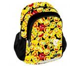 Plecak szkolny midi Emoji - Emotikony