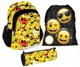 Zestaw szkolny Emoji - Emotikony 3