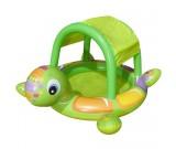 Basen dmuchany żółwik z daszkiem 180x145x104 cm. Intex 57410
