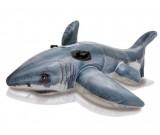 Dmuchany rekin z uchwytami 173x107 cm. Intex 57525