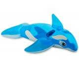 Dmuchany wieloryb z uchwytami 152x114 cm. Intex 58523