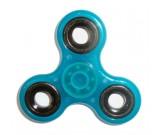 Spinner Fidget - świecący w ciemności niebieski