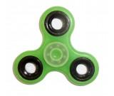Spinner Fidget - świecący w ciemności zielony