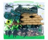 Żołnierze - armia z akcesoriami