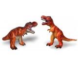 Dinozaur gumowy z dźwiękiem - Tyranozaur T-Rex 30 cm.