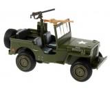 Samochód wojskowy US Army - Jeep Willys