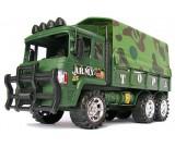 Ciężarówka Army Force z plandeką