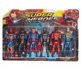 Avengers - zestaw figurek  6 szt. - 15 cm.