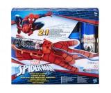 Spiderman - wyrzutnia sieci z rękawicą