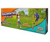 Badminton zestaw z siatką