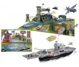 Baza militarna Special Forces Max - lotnisko bojowe i lotniskowiec