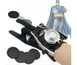 Wyrzutnia dysków - Batman strzelająca rękawica