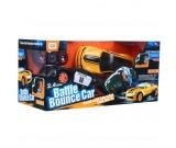 Battle Bounce Car - pościg policyjny - zestaw 2 samochodów zdalnie sterowanych R/C