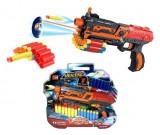 Karabin Blaster z celownikiem laserowym