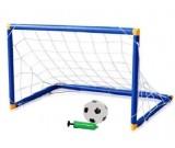 Bramka + piłka + pompka - zestaw piłkarski Football Sport