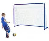Bramka piłkarska treningowa metalowa 180x125x55 cm.