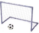 Bramka piłkarska + piłka