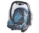 Pokrowiec przeciwdeszczowy do nosidełek i fotelików samochodowych