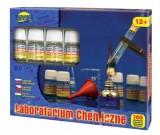 Laboratorium chemiczne - Mały Chemik 100 doświadczeń