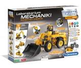 Laboratorium mechaniki - Maszyny Ciężkie 5 konstrukcji - Naukowa Zabawa 60465