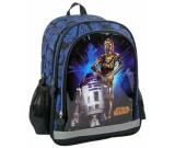 Plecak szkolny midi Star Wars PL15SW11