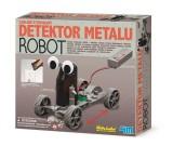 Robot detektor metalu - KidzLabs 00-03297
