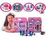 Domek dla lalek - Play House My Family House 72 x 36 cm.