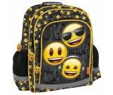 Plecak szkolny midi Emoji - Emotikony PL15BEM10