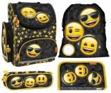 Zestaw szkolny Emoji - Emotikony