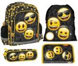 Zestaw szkolny Emoji - Emotikony 2
