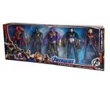 Avengers - zestaw figurek LED 5 szt. - 17 cm.