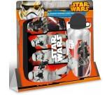 Zestaw śniadaniowy Star Wars (bidon + śniadaniówka) Stormtrooper