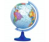 Globus polityczny 16 cm.