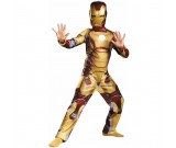 Kostium karnawałowy Avengers - Iron Man z maską
