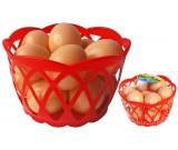 Koszyczek pełen jajek - 12 sztuk