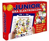 Wiem Wszystko - Junior elektroniczna gra edukacyjna