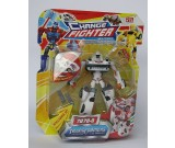 Transformers Change Fighter - Wheeljack