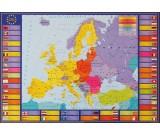 Podkład oklejany na biurko - Unia Europejska