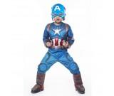 Kostium karnawałowy Avengers - Kapitan Ameryka Heroes
