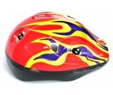 Akcesoria - kask ochronny czerwony