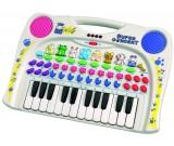 Keyboard pianinko My Music World ze zwierzątkami