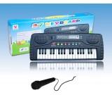 Keyboard pianinko z mikrofonem - 37 klawiszy
